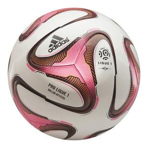 le ballon officiel de la Ligue 1 pour la saison 2014-2015