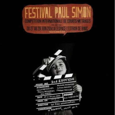 Cinéma - La sélection 2014 officielle du Festival international du court-métrage Paul Simon.