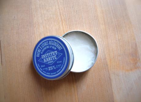 baume lèvres institut karité