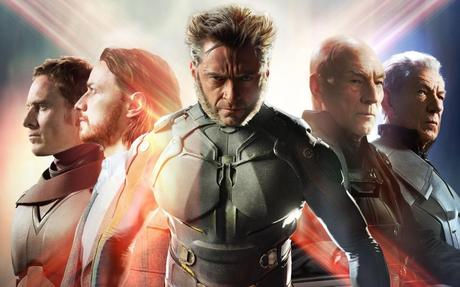 x men days of future past widescreen wallpapers 1024x640 X Men : Days of Future Past : Les mutants au top !
