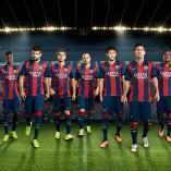 FC Barcelone Home Kit  2014-2015