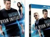 Ryan Initiative Partez mission avec Jack juin Blu-Ray.