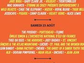 Rock Seine 2014 programmation complète