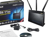 Test Asus AC68U, routeur Wi-Fi 802.11ac 1900Mb/s