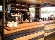 Paillote Restaurant éphémère quais Seine