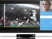 Skyper jouer regarder même temps, c'est désormais possible avec Xbox