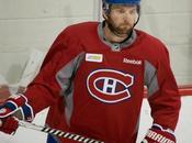 Canadien Brière confiance Thomas Vanek #canadien #hockey #montreal #habs
