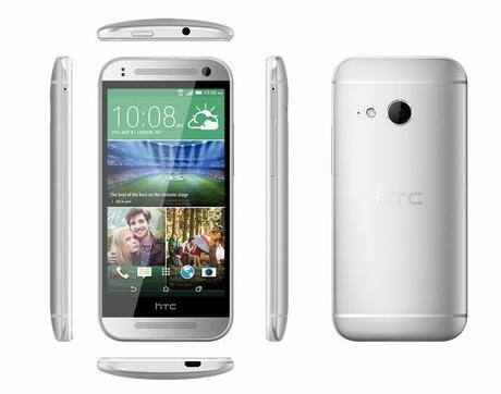 HTC One Mini 2, bientôt disponible en France