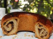 Brioche slovène noix (Orehova potica)