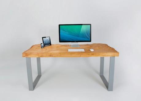 Un bureau d fait pour votre iphone ipad imac macbook paper