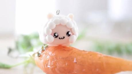 tuto fimo mouton kawaii photo [Tuto Fimo] Mouton kawaii