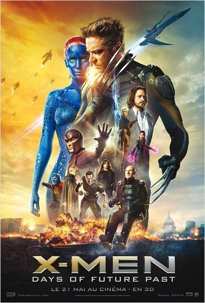 Cinéma X-Men Days of Future Past / Blackout Total
