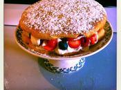 Victoria sponge cake...par hayley