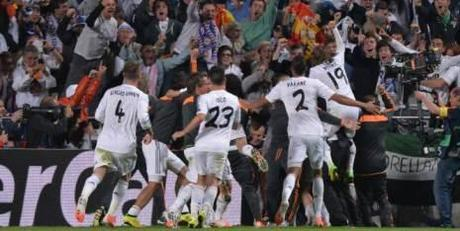 Le Real Madrid remporte la Champions League !