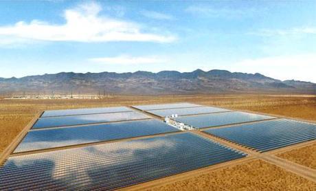 La Chine prévoit une capacité solaire équivalente à 10 réacteurs d'ici 2017