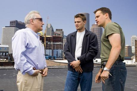 Scorsese 13 (De Niro 8, DiCaprio 5)
