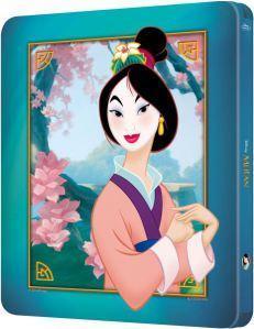 Mulan [Steelbook Alert]