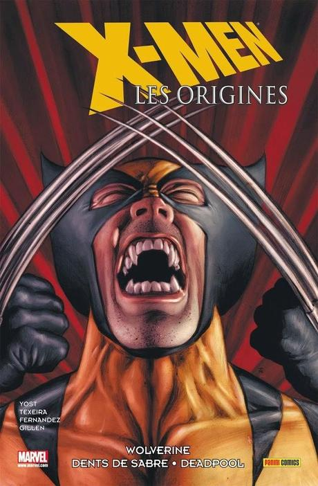 MARVEL SELECT : X-MEN LES ORIGINES