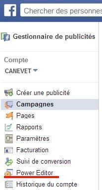 power editor facebook