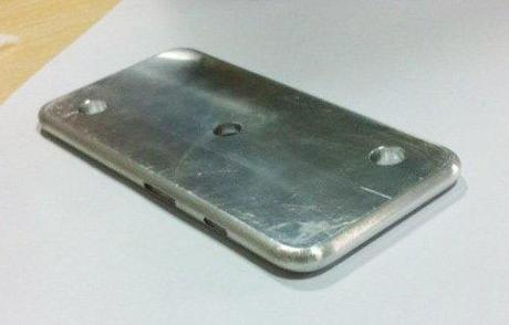 iPhone 6 moule aluminium