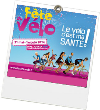 Fete du Vélo - JulieFromParis