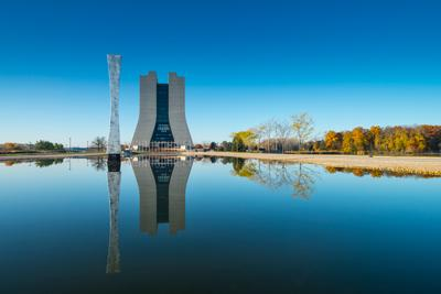 Photograph of Fermilab