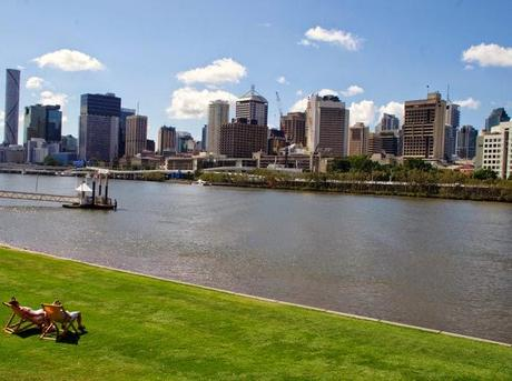 City Guide : Brisbane à pied !