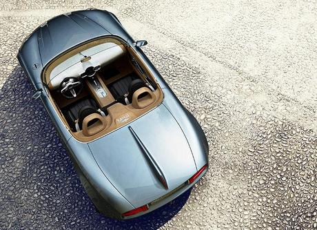 Nouveau roadster MINI Superleggera Vision Concept