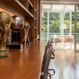 Ronaldinho loue sa maison pendant la Coupe du Monde 2014