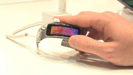 Samsung sur une nouvelle montre connectée