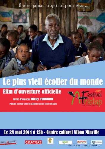 Lancement Festival Africlap le 28 Mai 2014
