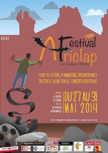 AfriClap-Festival-Cinémas Afrique