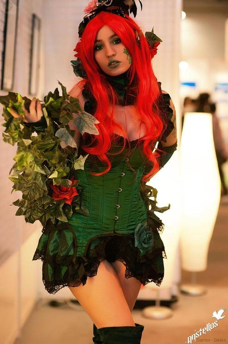 poison ivy steampunk cosplay by monstergirlgreen d5x51oe Cosplay : Interview de MonsterGirl Green #5  MonsterGirl Green Cosplay
