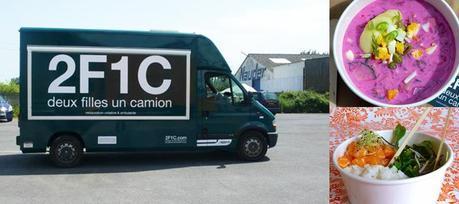 Food Truck 2F1C - deux filles un camion