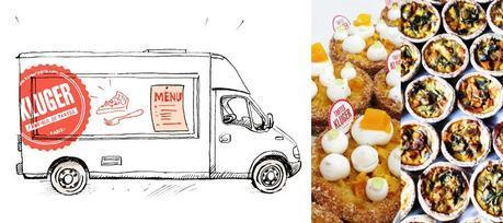 Food Truck Tartes Kluger
