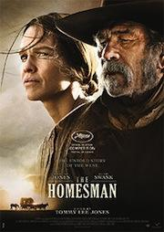 the homesman affiche The Homesman au cinéma