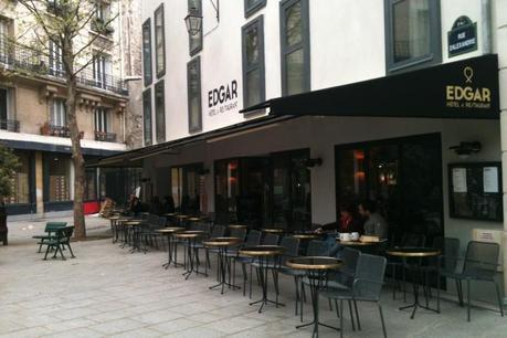 Visite déco : Edgar à Paris