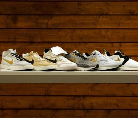 Pack Nike Gold Trophy