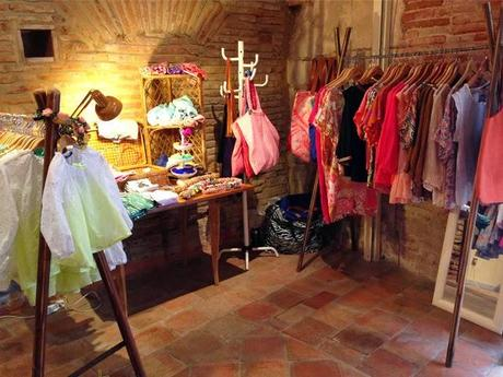 les jolies choses pop up store Toulouse