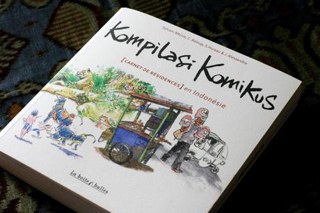 Kompilasi Komikus [carnet de résidence] en Indonésie