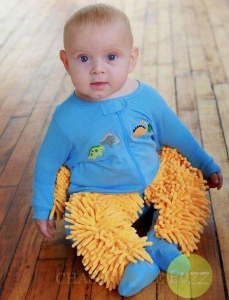 bebe_accessoires_insolites_buzz_pyjama_serpillière