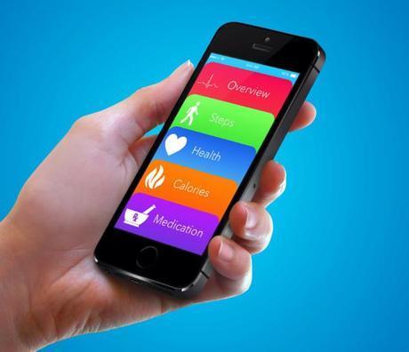 L'App santé iOS 8 Healthbook est déjà sur votre iPhone