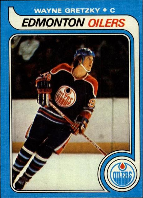 Hockey card of the day : Wayne Greztky (Rookie Card) 1979-80 TOPPS #card #hockey #trade