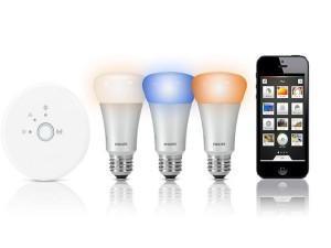03 philips hue ampoule led 300x225 URC intègre le contrôle des ampoules HUE de Philips