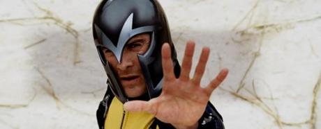 Magneto Casque Matiere X-Men