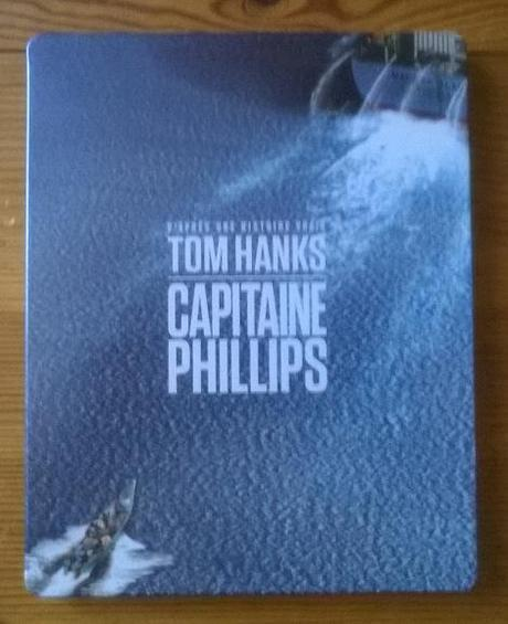 Capitaine Phillips [Blu-ray Steelbook]
