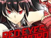 Eyes Sword Akame Kill chez Kurokawa