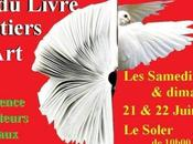 Salon Livre Métiers d'Art, Juin 2014, Soler