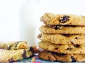 Cookies raisins secs chocolat