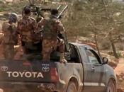 rebelles syriens décrivent leur entraînement fourni Qatar